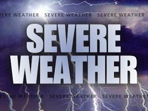 Severe Storms Possible Saturday