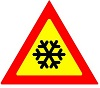 Road Conditions Due to Snow or Ice