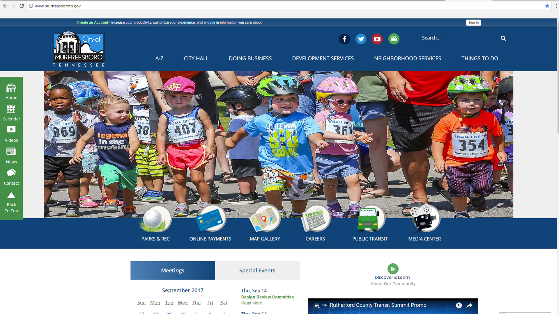 City launches user-friendly website after year-long redesign