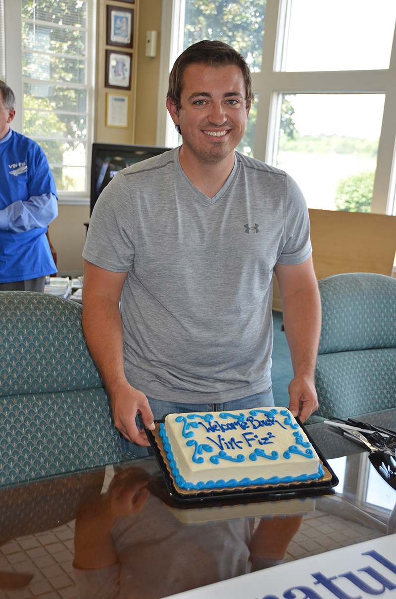 MTSU, family welcome McDonald home after monthlong aerial journey