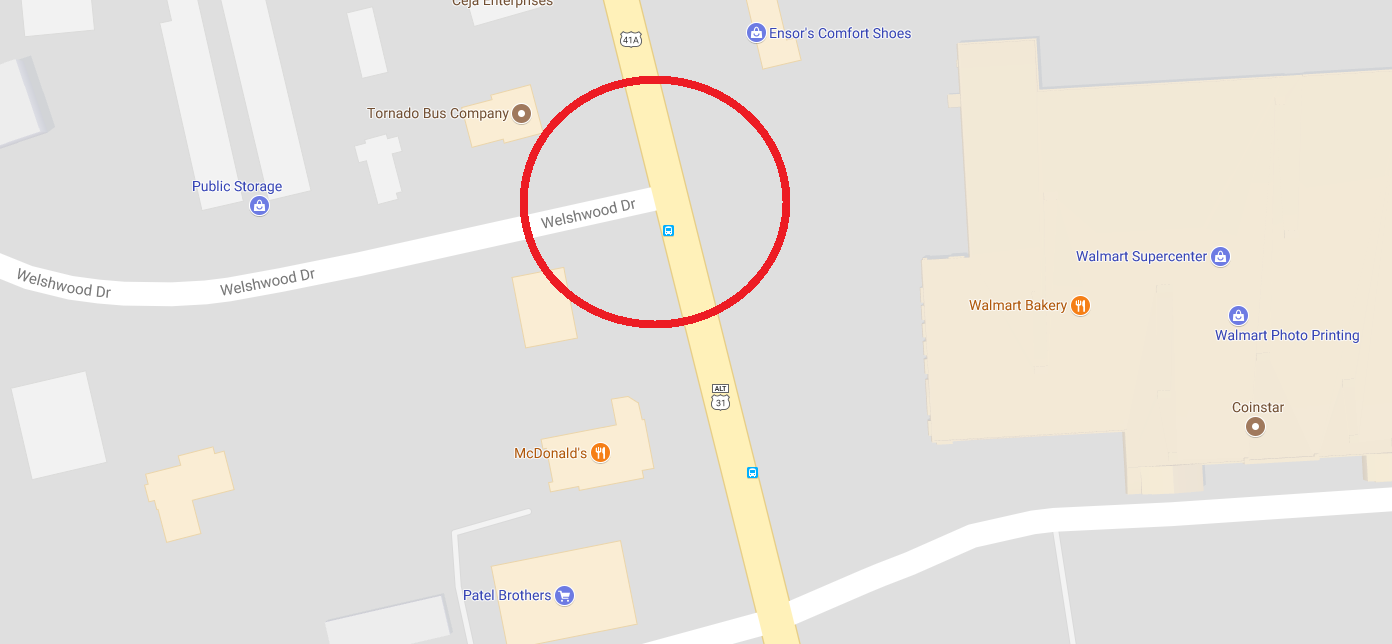 College Grove man accidentally strikes pedestrian in Nashville this past Friday