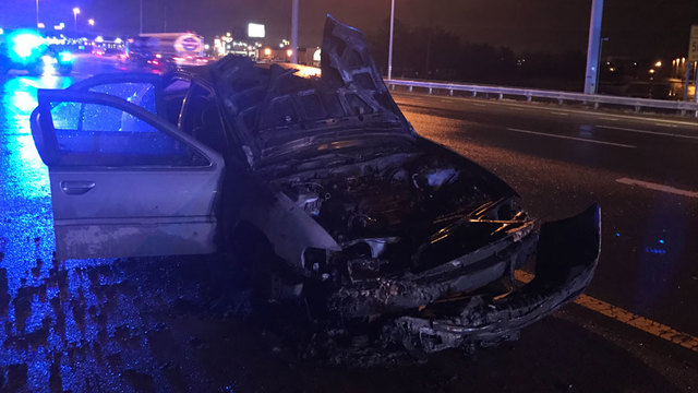 Wrong way driver on I-24 in LaVergne Tuesday morning