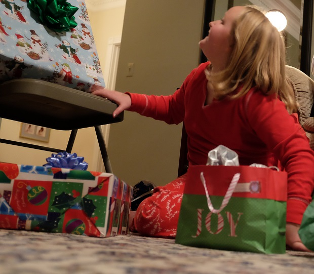 Will local residents be spending this Christmas season?