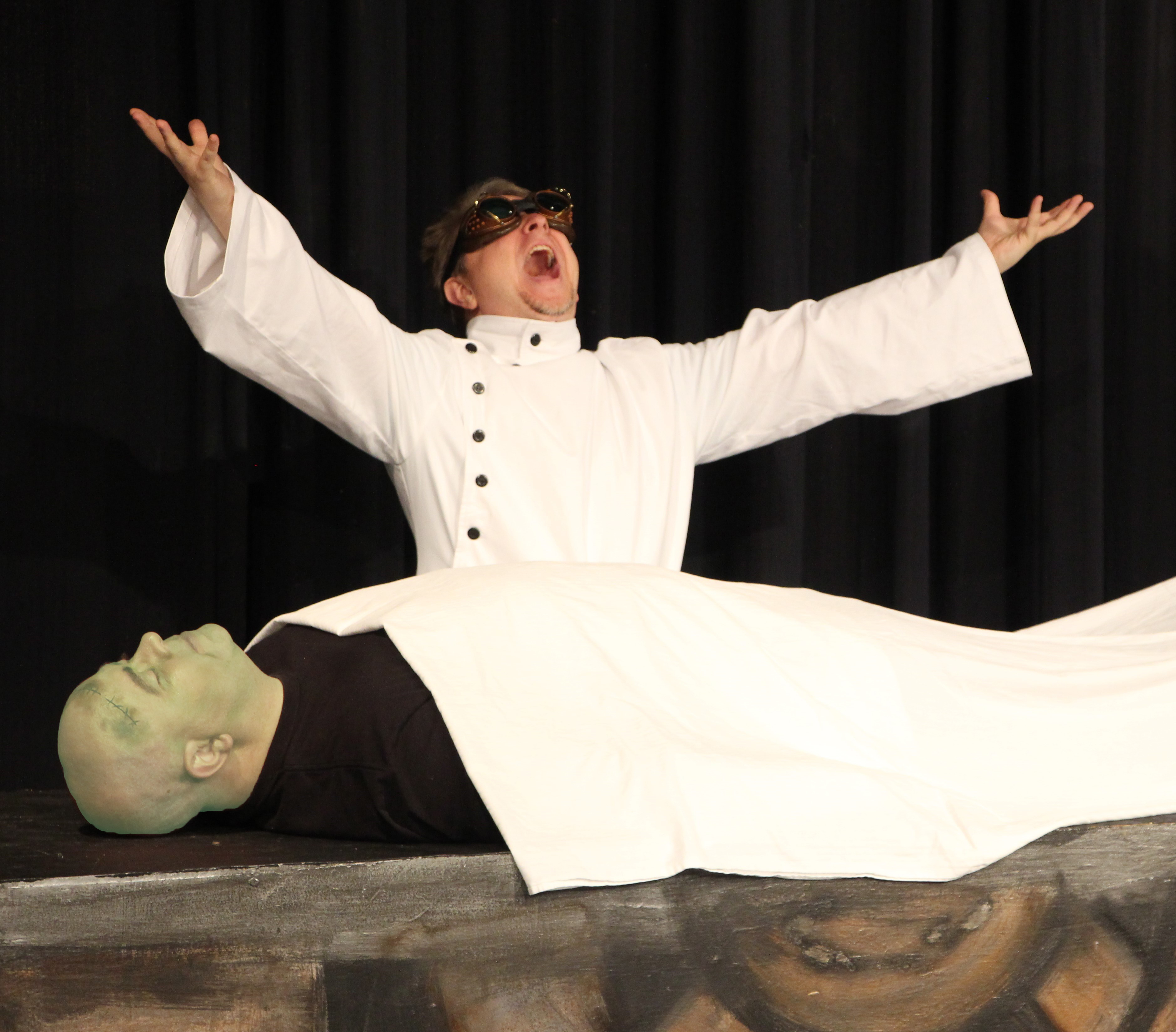 Young Frankenstein at Center for the Arts in Murfreesboro