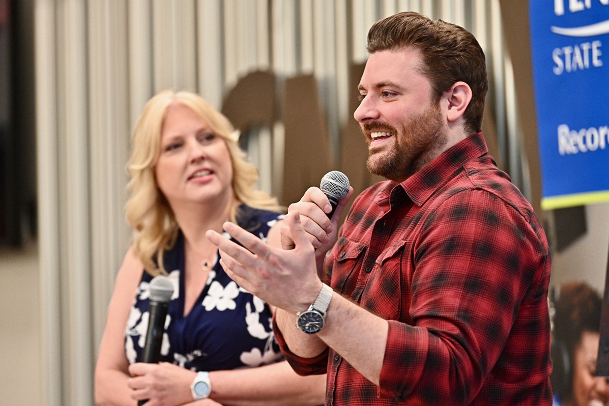 MTSU to open 'Chris Young Café' in fall to 'encourage our students to dream bigger'