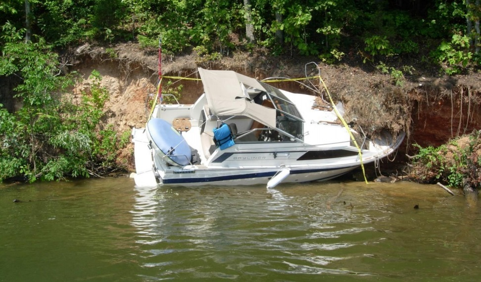 Boating Accidents in Tennessee