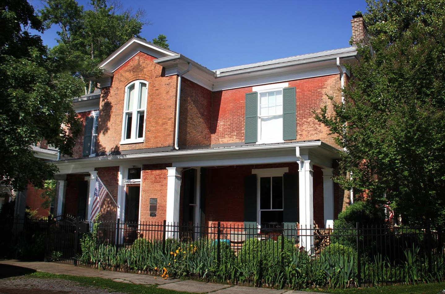 Childress House is headquarters for unique block party format