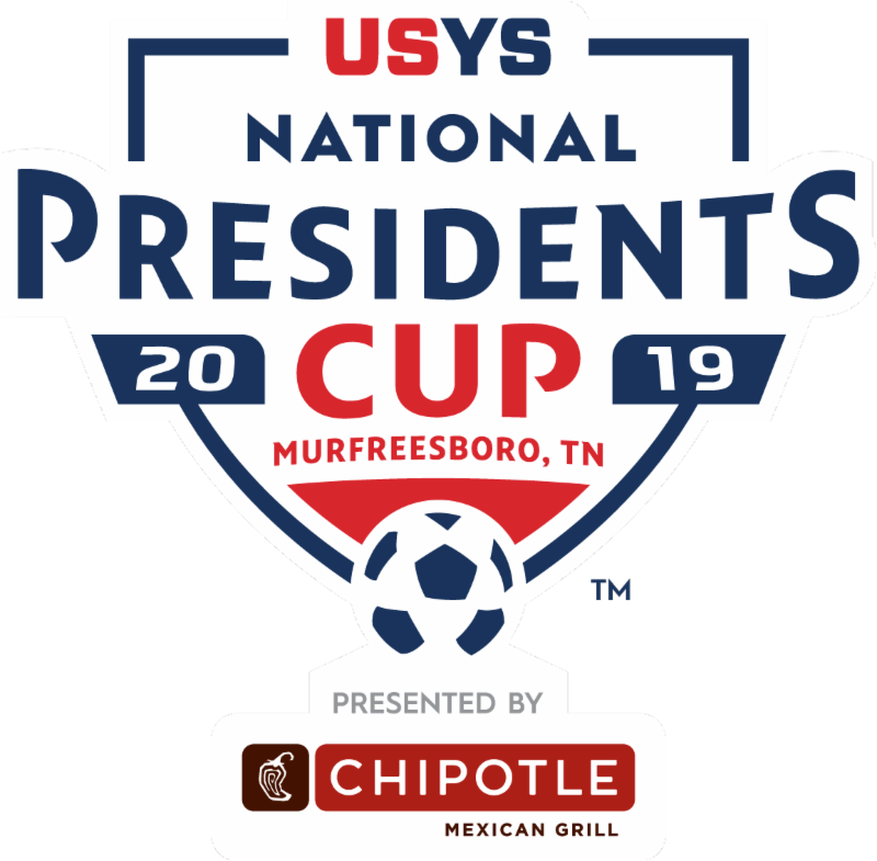 2019 US Youth Soccer National Presidents Cup Schedule Announced