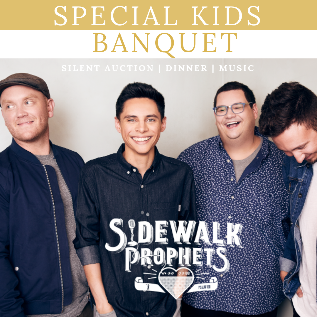 SEPTEMBER 12th: Sidewalk Prophets