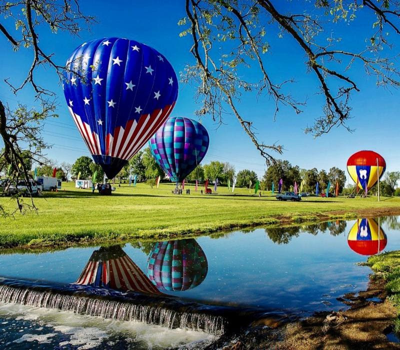 The Inaugural Boro Balloon Fest Taking Off August 2-4