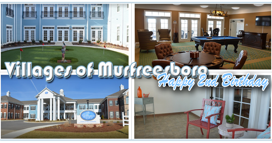 The Villages of Murfreesboro will Celebrate their 2nd Year on Sunday