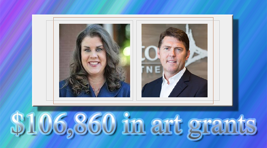 Senators White and Reeves announce $106,860 in art grants awarded in Rutherford County