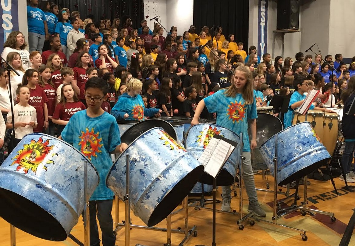 Murfreesboro City Schools invites the public to join the MCS Music Festival on Monday, March 9. The performance will take place at 6:00 p.m. at World Outreach Church and includes over 450 students singing in celebration of Music in our Schools Month.
