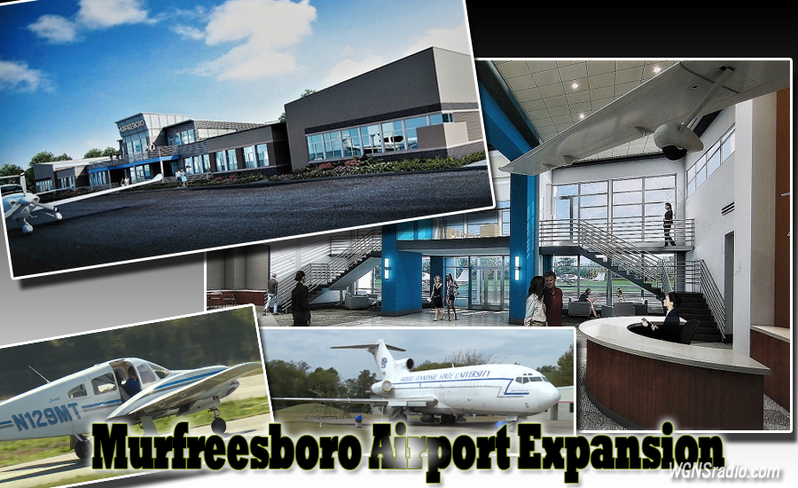Airport Expansion in Murfreesboro Continues