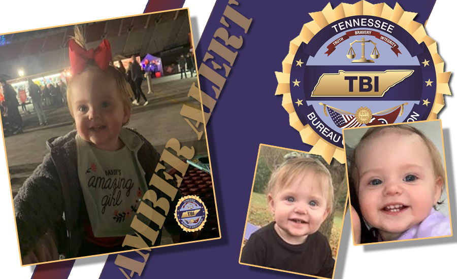 STATEWIDE AMBER ALERT for 15 Month Old Child