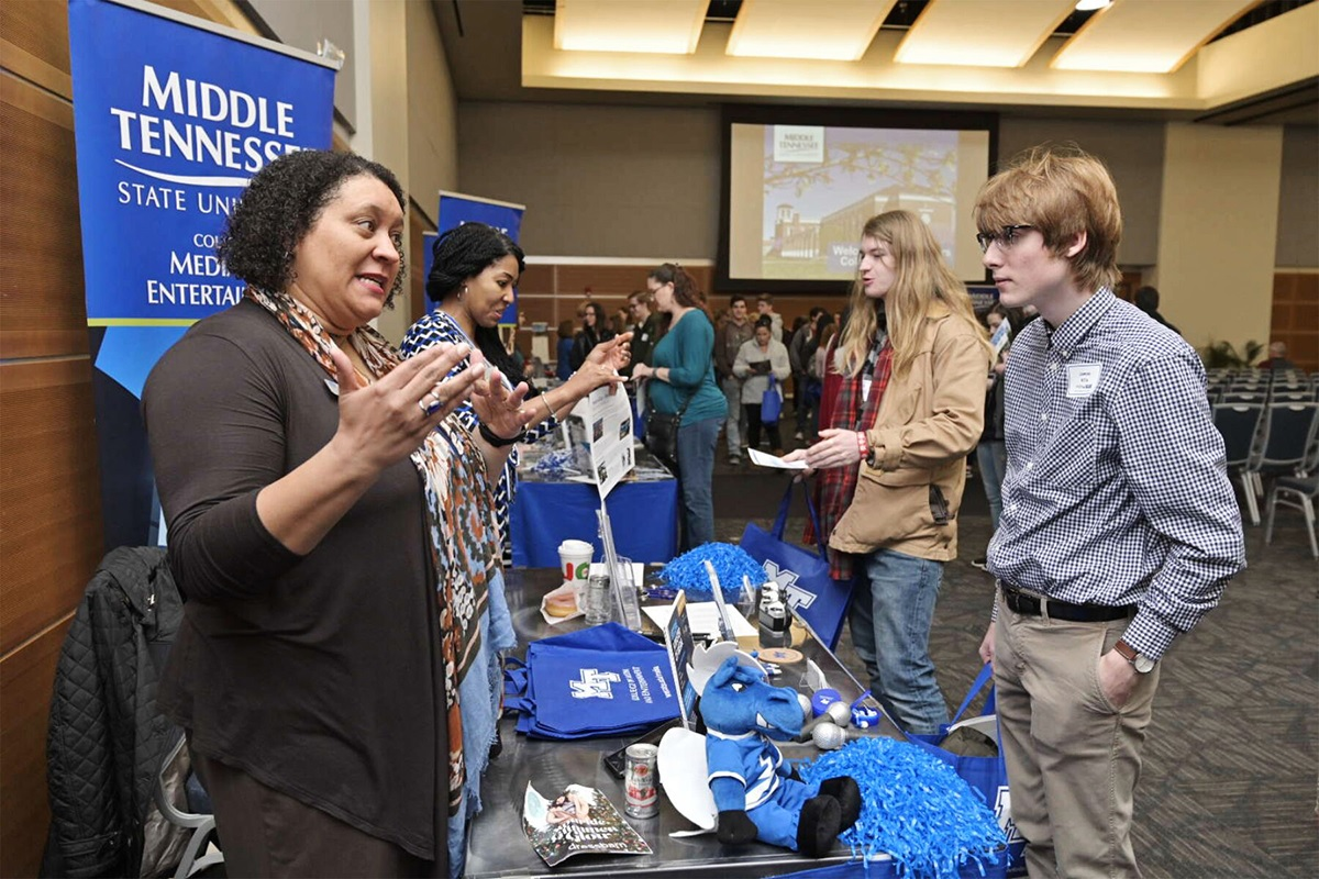 The MTSU Honors College, Office of Admissions and various departments across campus are collaborating for the annual Presidents Day Open House.