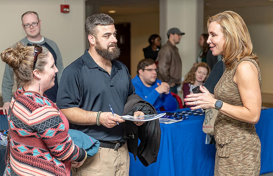 MTSU military-connected  students can lunch with FBI Feb. 27