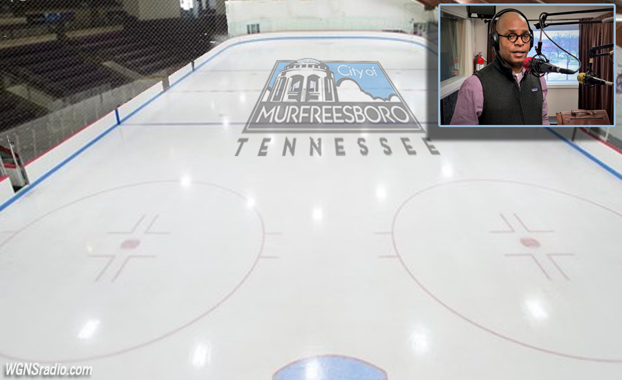 Hockey Rink Idea for Murfreesboro