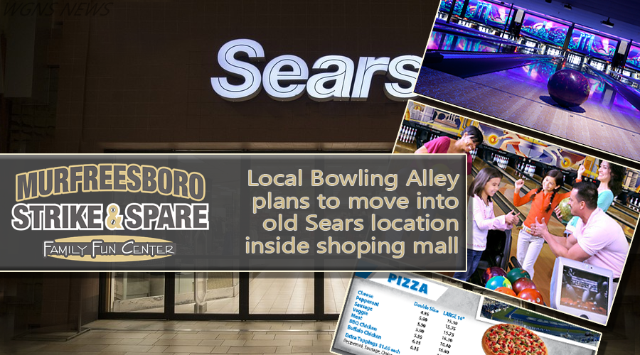The bowling alley on Broad Street first opened in 1957, so the move to the mall is somewhat historical for Murfreesboro - especially for residents who grew up in the community.