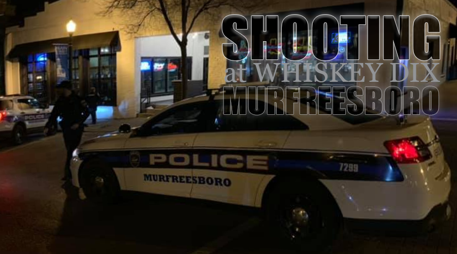 UPDATE: Shooting at Whiskey Dix Bar