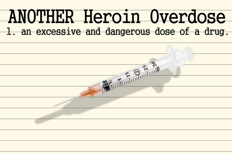 Heroin Overdose Reported in front of Old Fort Parkway Business