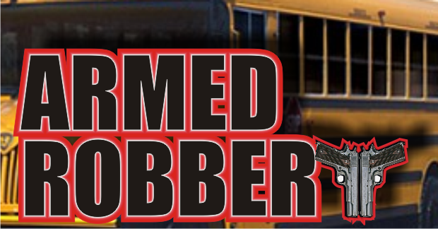 Woman watched her children board the school bus and was then robbed at gunpoint