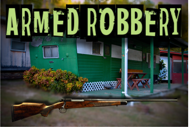 Armed robbery in Murfreesboro