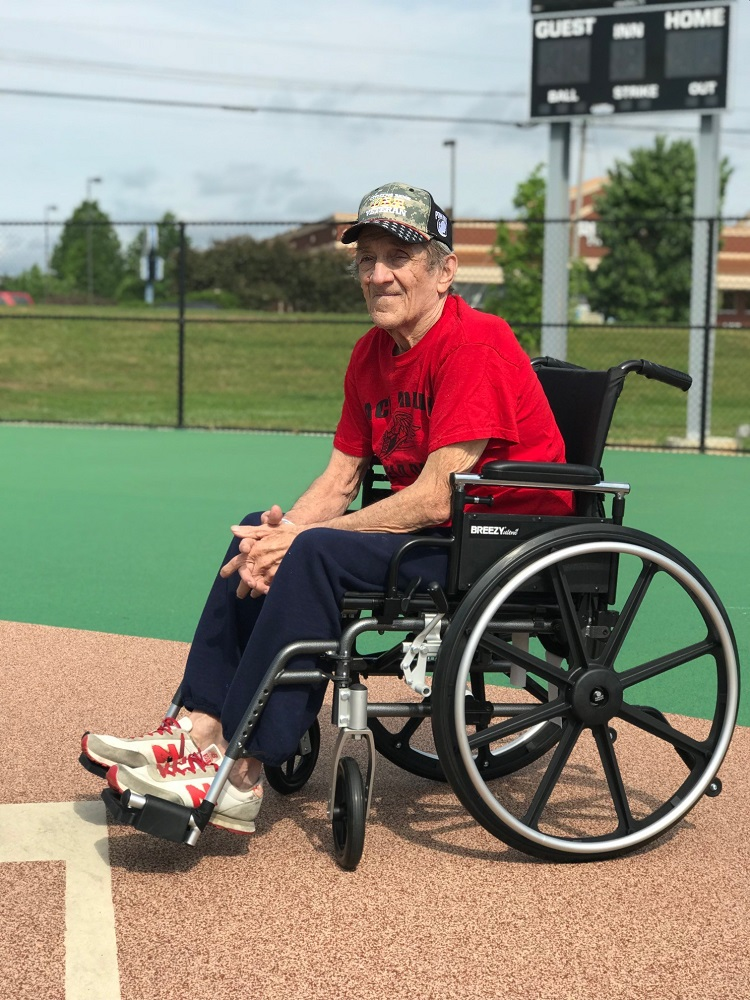 Disabled Veterans hit the baseball field in Murfreesboro