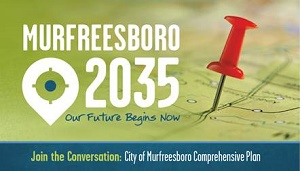 Murfreesboro 2035 Task Force Meeting, Wednesday