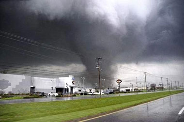 How Prepared Are You for a Tornado?