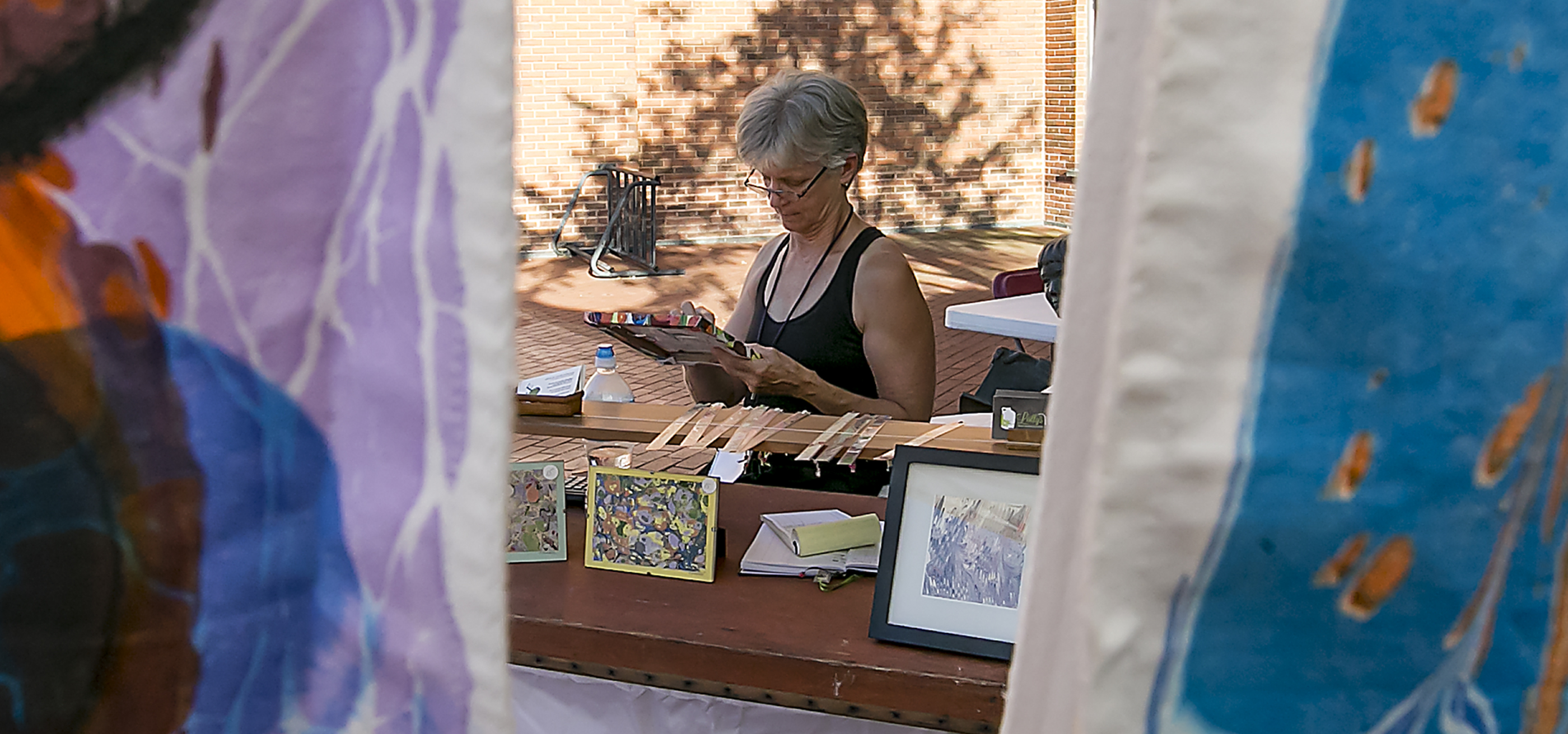 Photos from the Summer Arts Jam in Murfreesboro