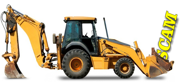 Fraud case of a backhoe in Murfreesboro