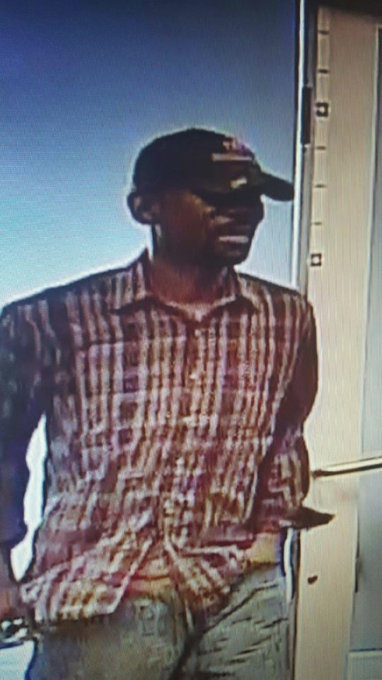 "Shelbyville Police put a ""Be On the Lookout"" for a bank robbery suspect 