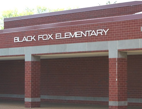 Friday Groundbreaking at Black Fox Elementary School