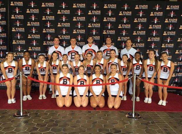 Blackman High School Varsity cheerleaders to host cheer camp for youngsters