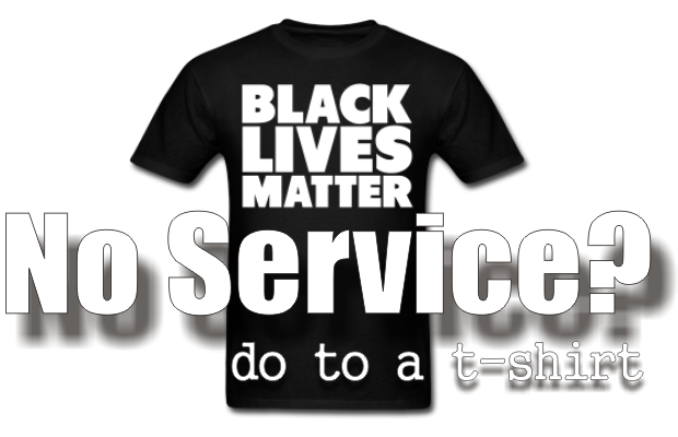Woman at local Farmers Market Refused Service allegedly due to Black Lives Matter shirt