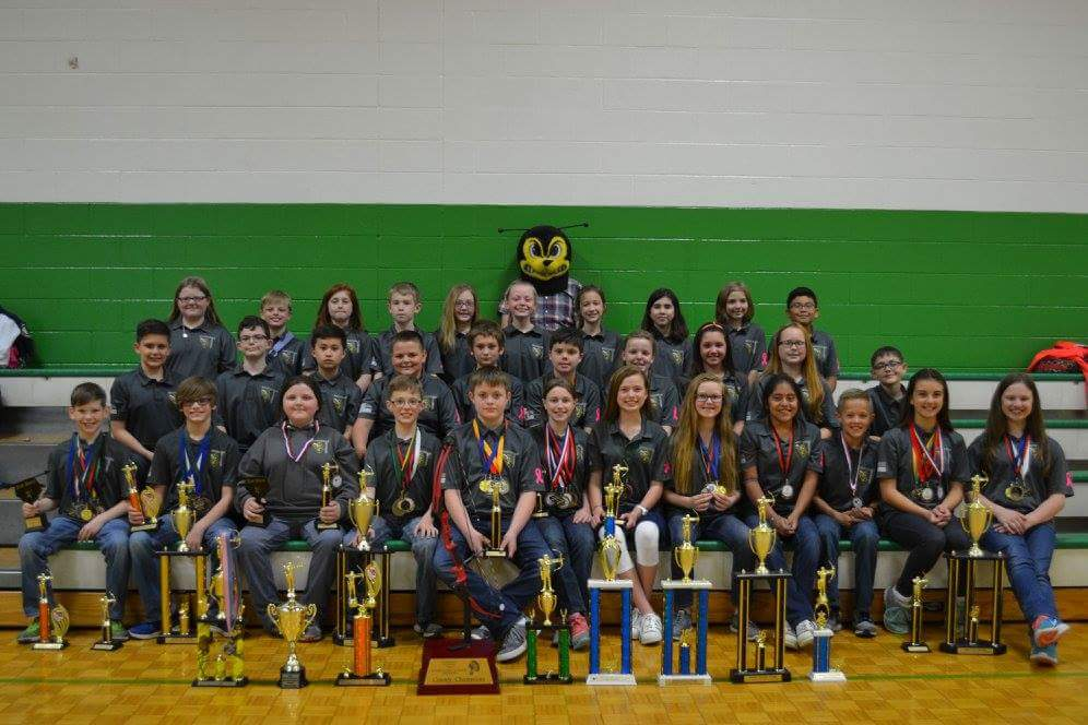 Buchanan Elementary School takes 8th in national archery competition