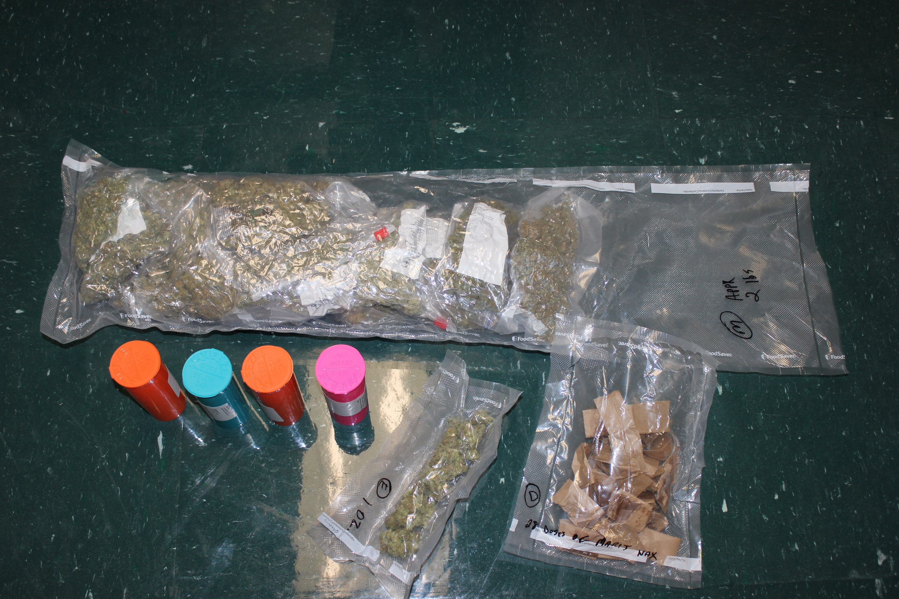 Prescription marijuana leads to an arrest in Murfreesboro