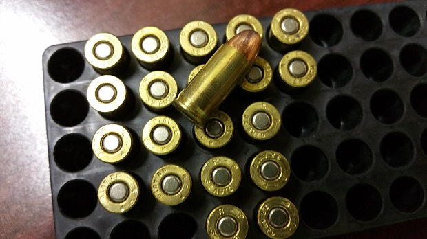 Bullets Hit Lakeshore Drive Home