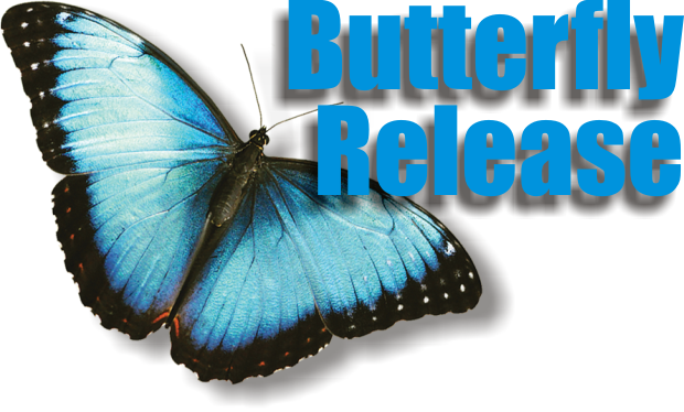 Alive Hospice Butterfly Release was this past Saturday in Murfreesboro
