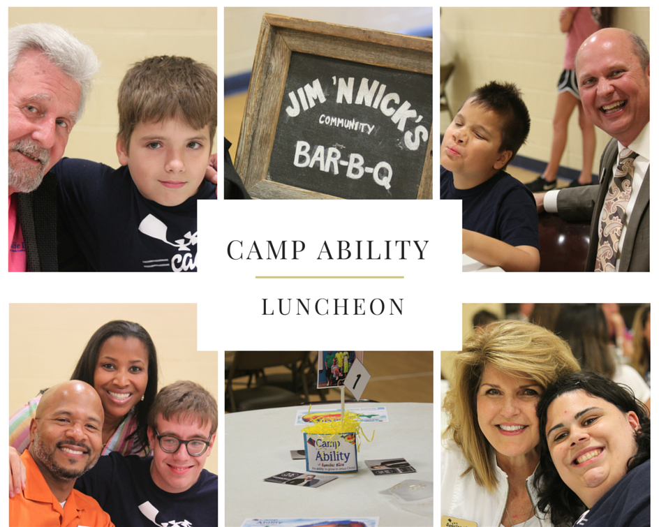 Jim N Nicks sponsors Special Kids' Camp Luncheon