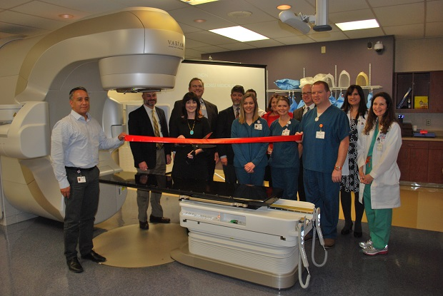 New cancer treatment technology in Smyrna, Tennessee