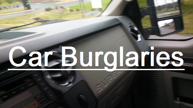 Multiple Vehicle Break-ins in Murfreesboro