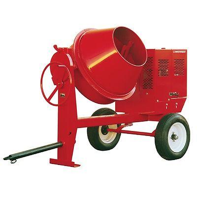 Cement mixer stolen in Murfreesboro