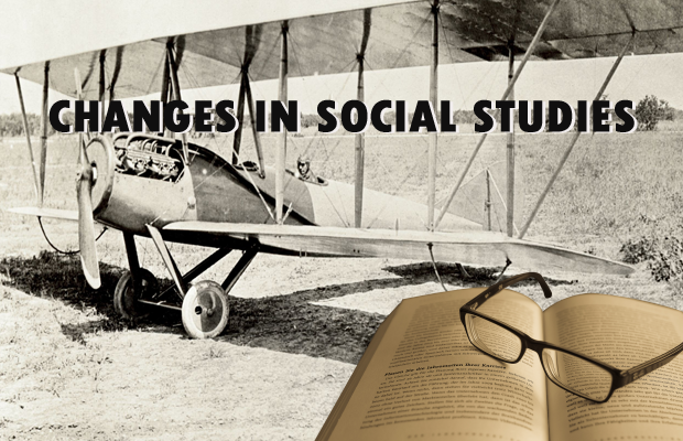 Changes in School Social Studies