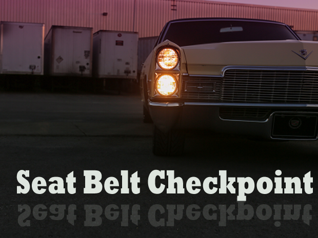 Seat belt Checkpoint on Friday in Murfreesboro