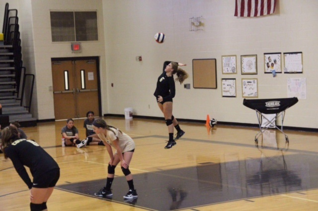 Christiana Middle School Crowned Volleyball Champs