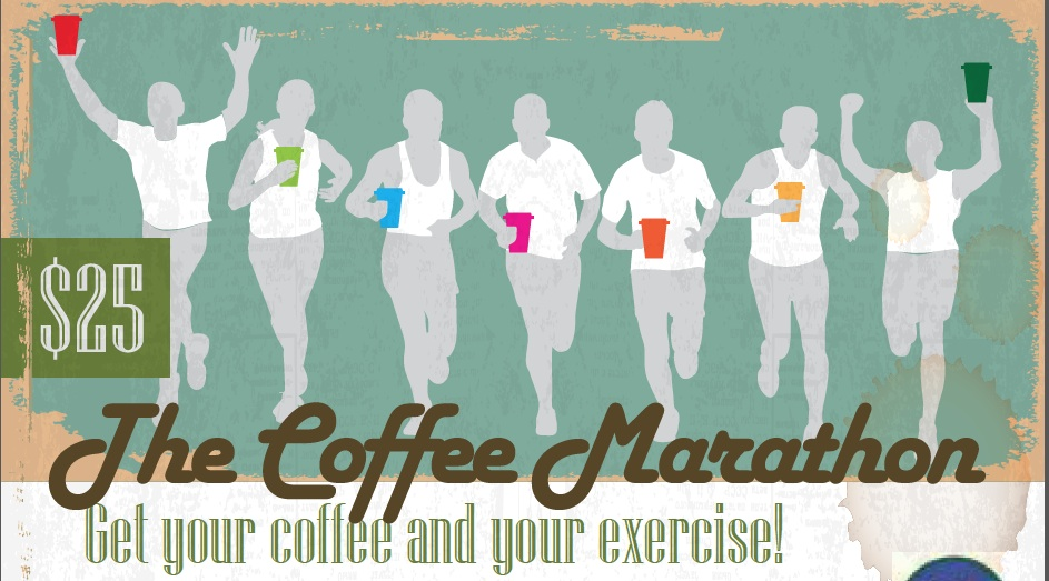 Coffee Marathon is BACK in Murfreesboro