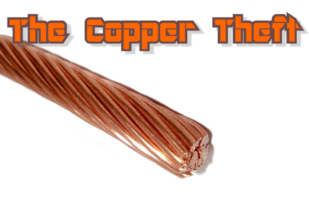 $30,000 worth of Copper Stolen in Murfreesboro
