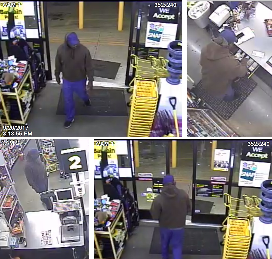 Smyrna Police Department investigating Dollar General Store Robbery